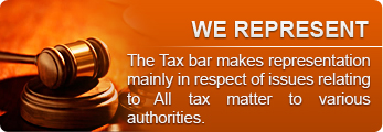 Gujrat Tax Bar Present
